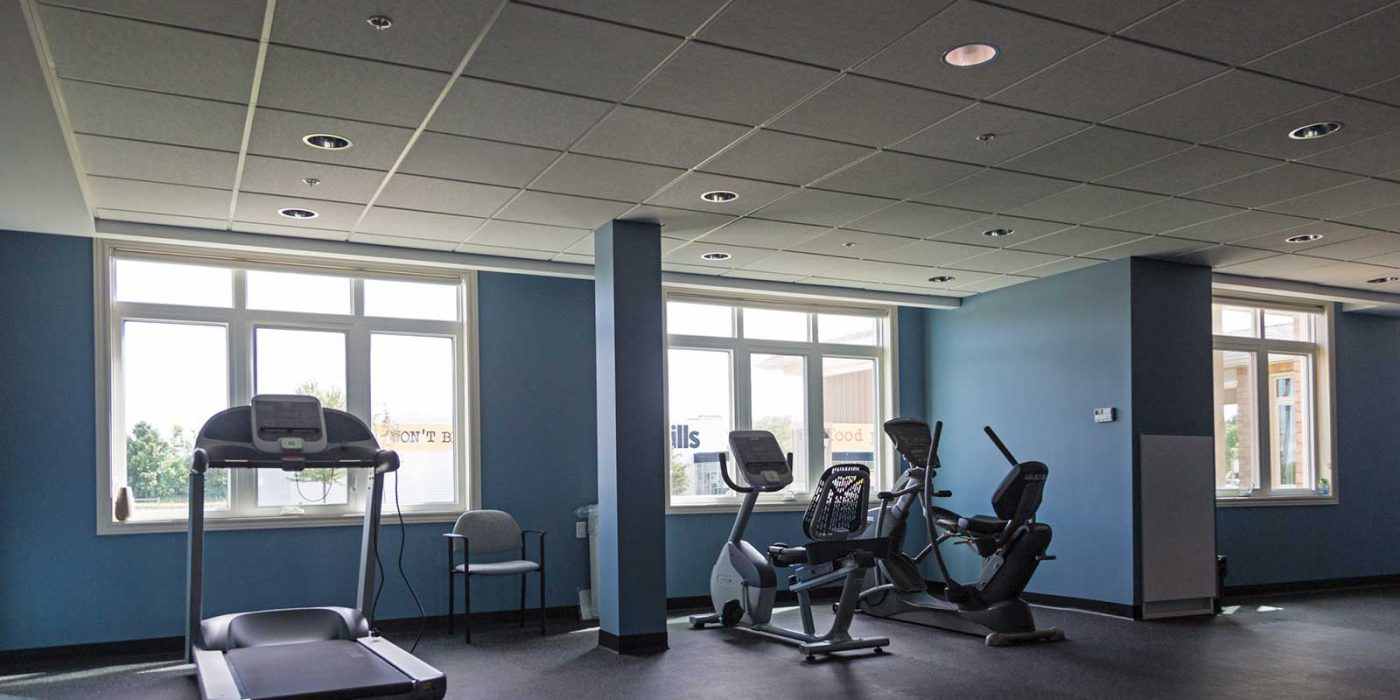 Wellings of Picton Gym Room
